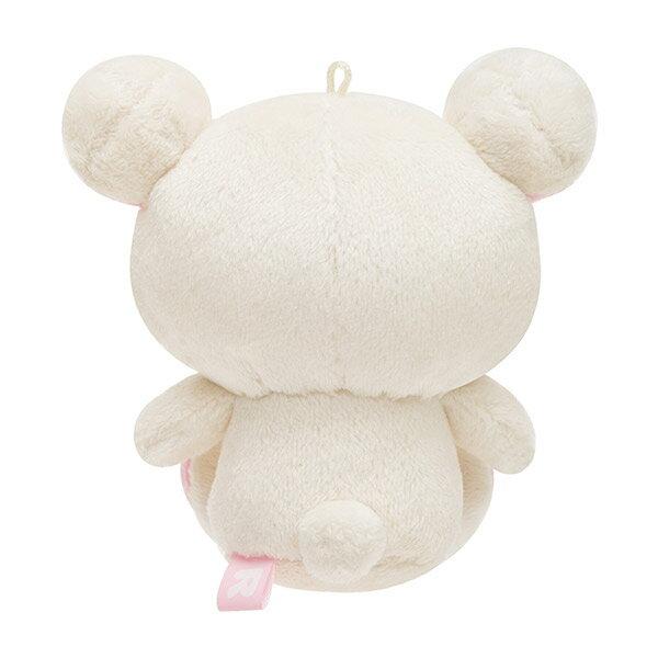 牛奶熊Korilakkuma 15週年公仔吊飾,包包掛飾 / 鑰匙圈 / 吊飾,X射線【C692427】 1
