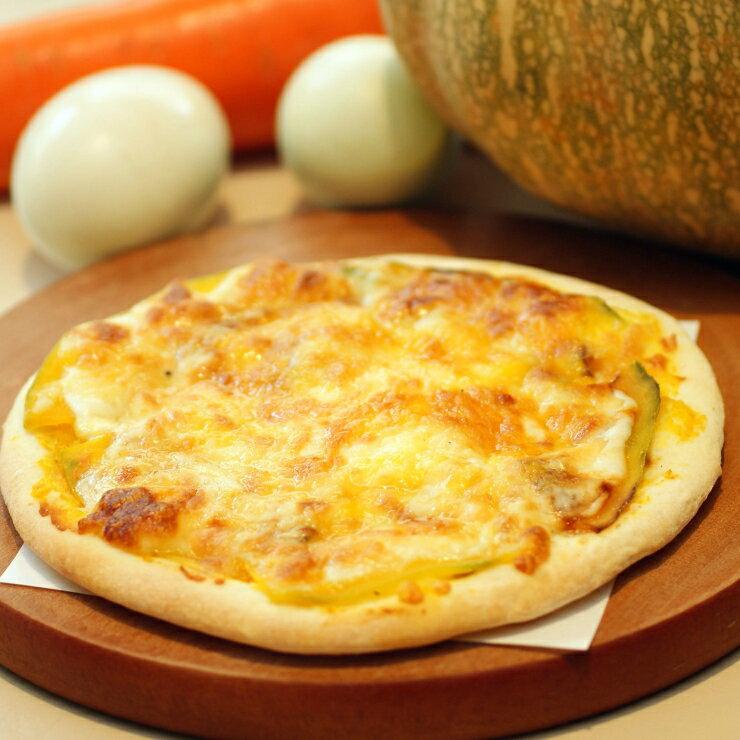 6吋金沙南瓜pizza(冷凍披薩)★1月限定全店699免運