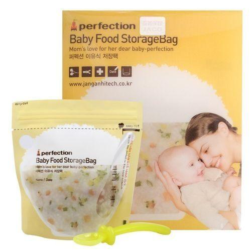 perfection 副食品保存袋 200ml (30入) 『121婦嬰用品館』