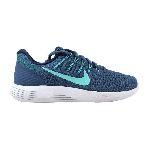 1b494f07be39 Nike Lunarglide 8 Ocean Fog Hyper Turquoise-Blue Grey AA8677-400 Women s  Size