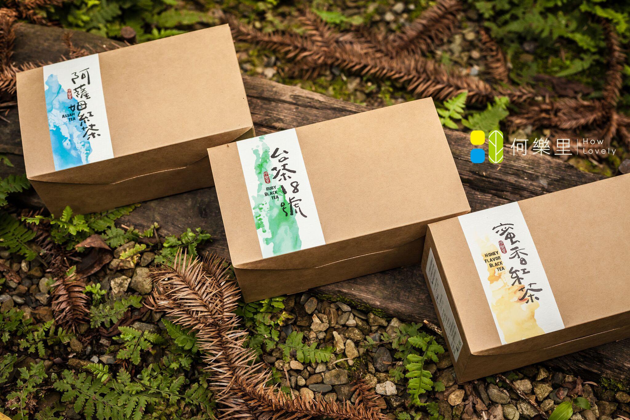年節送禮:台茶18號15入茶包+茶葉組!