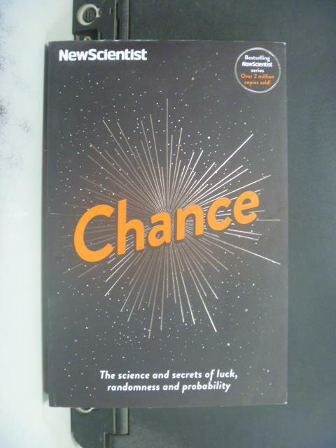 ~書寶 書T8/科學_GHE~Chance  nbsp _Michael Brooks