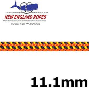 台北山水戶外用品專門店:NewEnglandropesFly攀樹繩靜力繩樹木養護修剪長度可裁11.1mm橘每單位公尺
