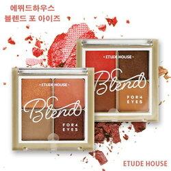 韓國 ETUDE HOUSE 好眼色~四色眼影 8g 多款可選【Miss.Sugar】【A000199】