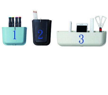 振詮文具房:Sysmax67305壁掛式口袋收納三件組