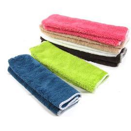 木纖維不沾油洗碗巾/抹布/多功能洗巾 超柔軟 不沾油/1套4入裝