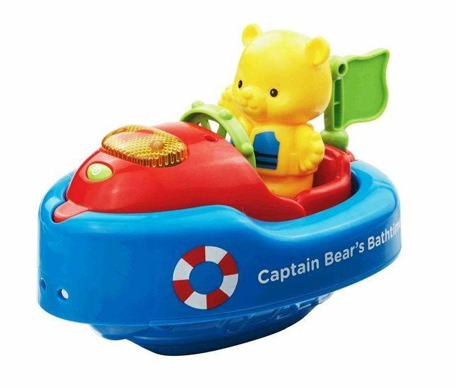 美國【Vtech】開心小熊船長 - 限時優惠好康折扣