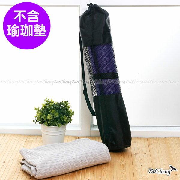 瑜珈|簡易束口型瑜珈背袋-6MM瑜珈墊適用|日本MAKINOU 運動休閒健身 後背側背 牧野丁丁
