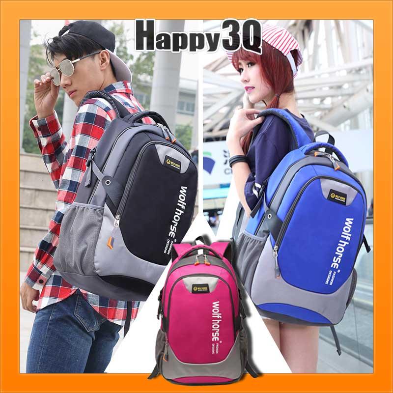 上班上課旅行購物潮流透氣加厚大容量手提書包電腦包雙肩包後背包-多色【AAA1204】