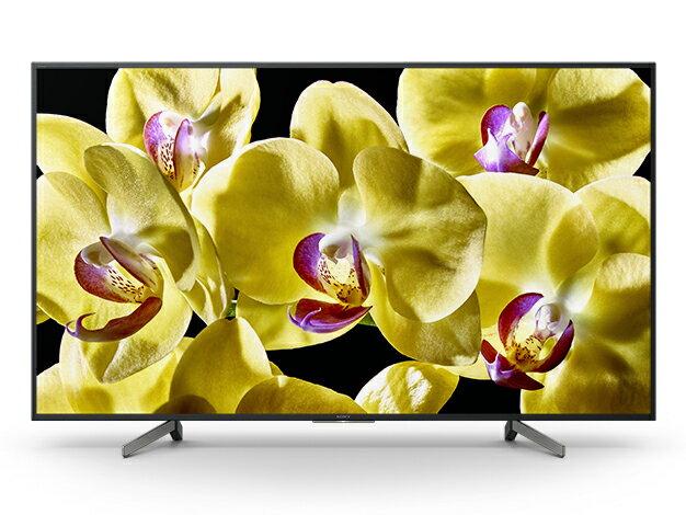 【音旋音響】SONY 55吋4K液晶電視KD-55X8000G 公司貨保固2年-2019新機上市!
