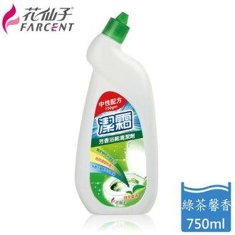 【潔霜】芳香浴廁清潔劑-綠茶馨清(750ml)-JB4091WXF