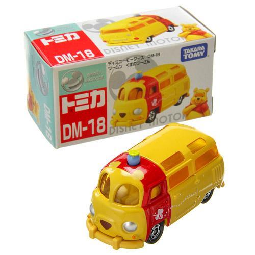 迪士尼小車小熊維尼758-184