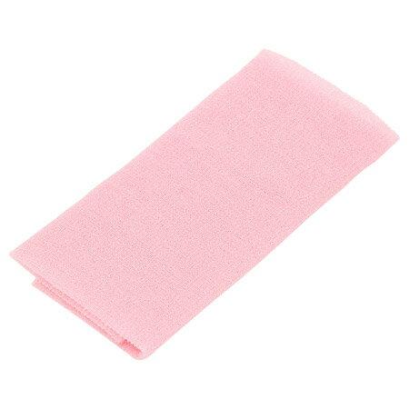 尼龍柔膚沐浴巾 粉A906P