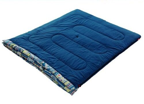 [ Coleman ] 2 IN 1 家庭睡袋/C5 藍 / 信封型睡袋 / 可雙拼連接 / 公司貨 CM-27257