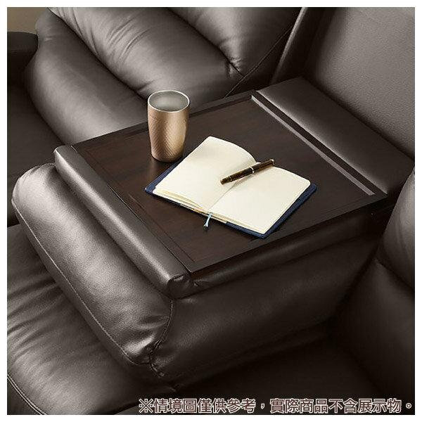 ◎(OUTLET)全皮3人用頂級電動可躺式沙發 BELIEVER DBR 福利品 NITORI宜得利家居 5