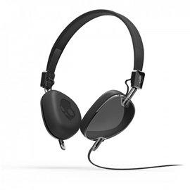 志达电子 S5AVDM-161 黑 美国 Skullcandy NAVIGATOR 耳罩式耳机 for iPod/iPad/iPhone