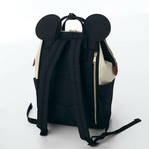 日本Disney迪士尼限量包包 / Mickey Mouse米老鼠-米奇造型後背包 / 288-16490-日本必買 日本樂天代購(6000*0.6) 6