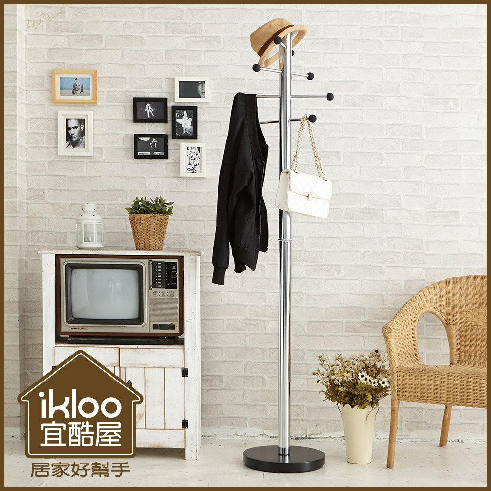 【ikloo】工業風重型衣架 - 限時優惠好康折扣