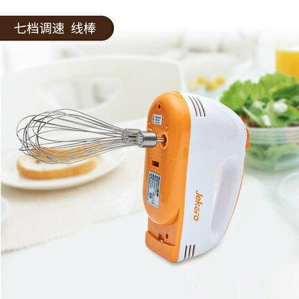 打蛋器 電動家用小型蛋清打發器自動打奶油機和面攪拌器烘焙工具 概念3C