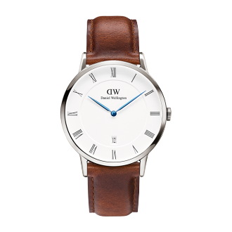 【Daniel Wellington】DW手錶DAPPER ST MAWES 38MM(免費贈送另一組表帶)