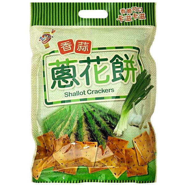 海龍王 香蒜蔥花餅 160g