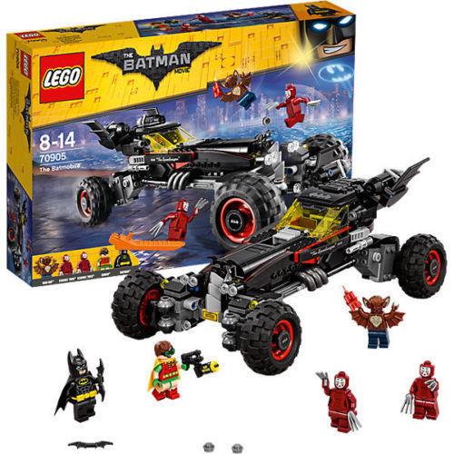 【瞎買天堂x現貨免運】樂高 LEGO 蝙蝠俠 BATMOBILE 70905【TYLEBM02】