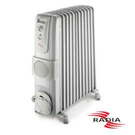 迪朗奇 Delonghi 十二片式 熱對流暖風電暖器 KR791215V