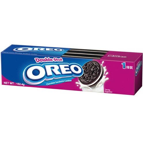 OREO 奧利奧 雙倍夾心餅乾 152.4g