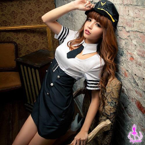 亞娜絲情趣用品逮捕嫌犯!四件式警察角色扮演服變裝派對