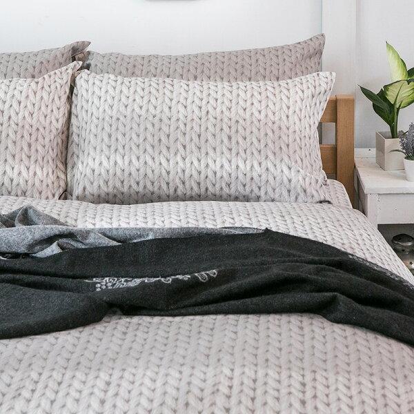 床包單人【簡約主義】科技天絲,含一件枕套,戀家小舖