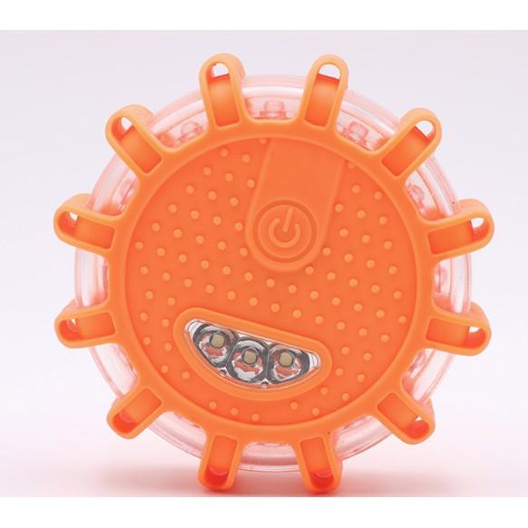 超強磁力LED爆閃警示燈【NF493】高品質多功能led警示燈 多功能led警示燈 IP55防水等級DIGIT1030逸
