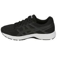 女性慢跑鞋到Asics 亞瑟士 女慢跑鞋 GEL-CONTEND 4 (黑白) 黑白鞋 學生鞋 T765N-001 【胖媛的店】就在胖媛的店推薦女性慢跑鞋