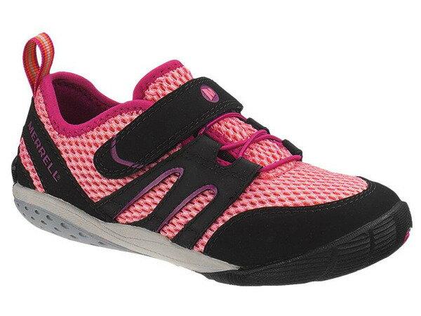 【鄉野情戶外專業】 Merrell |美國| Barefoot Trail Glove Kids 多功能休閒運動 大童鞋 ML85574