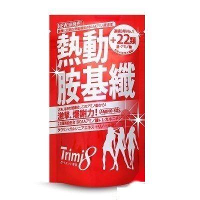Trimi8_動不動都纖_熱動胺基纖72粒/包)【淨妍美肌】