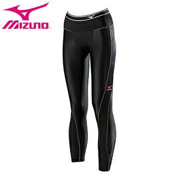 【登瑞體育】MIZUNO BG3000R女款全長緊身褲 -K2MJ6D0399