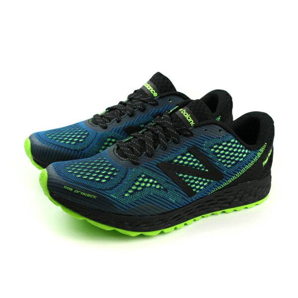 NEW BALANCE Gobi V2 Fresh Foam 運動鞋 跑鞋 透氣 舒適 網布 深藍色 男鞋 MTGOBIB2 no204