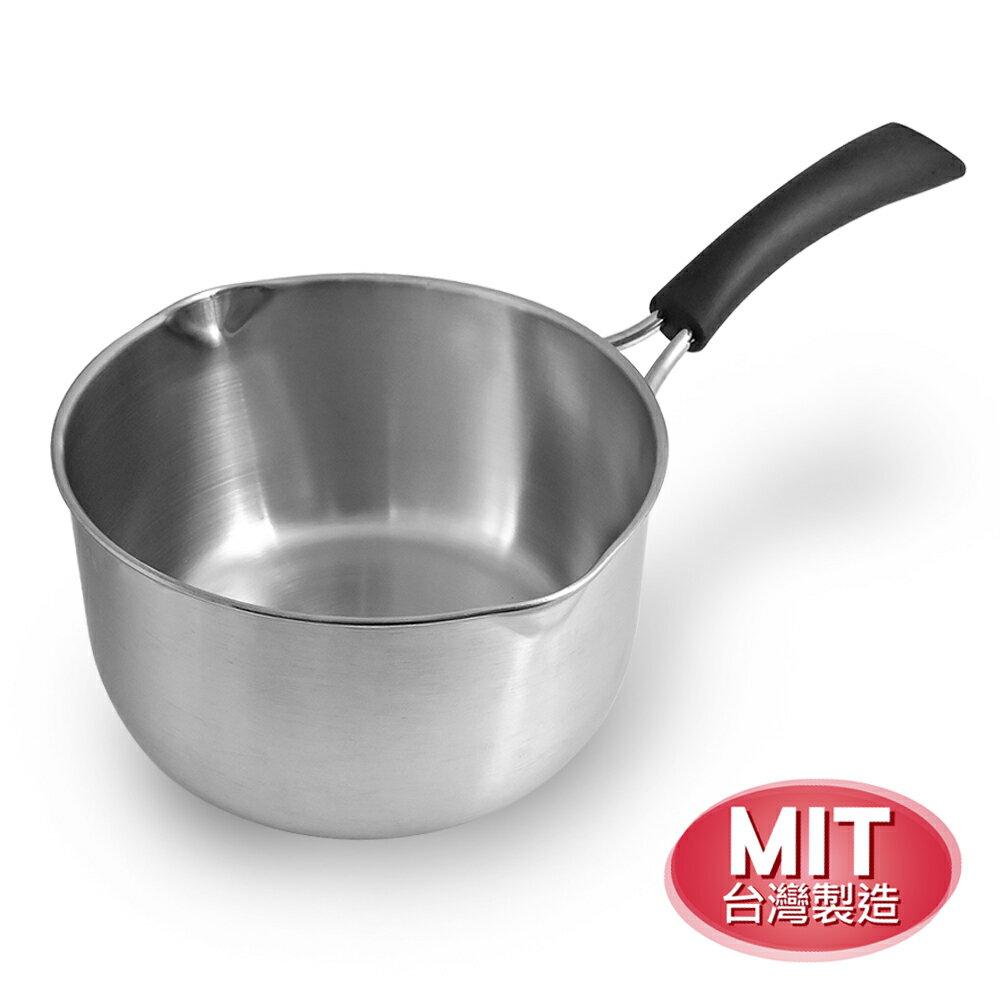 316 不鏽鋼 日式 雪平鍋 18cm