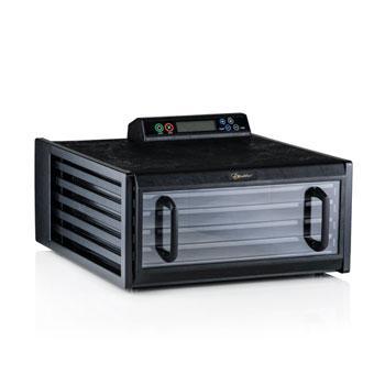 得意專業家電音響:Excalibur伊卡莉柏3548CDB數位式全營養低溫五層乾果機