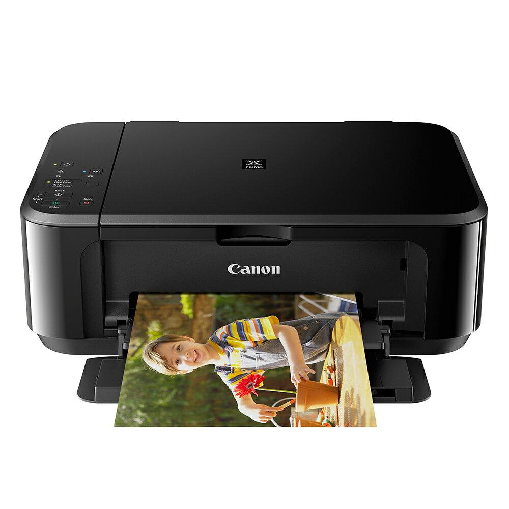 Canon PIXMA MG3670 無線雙面多功能複合機 黑色 - 限時優惠好康折扣