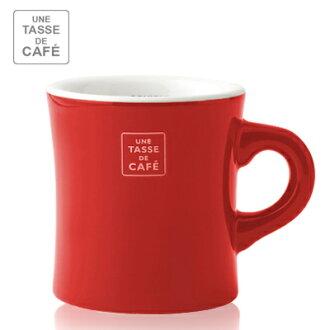 【 Meister Hand 】UN CAFÉ馬克杯 300ml / 紅色 Red