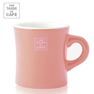 【 Meister Hand 】UN CAFÉ馬克杯 300ml / 粉紅 Pink