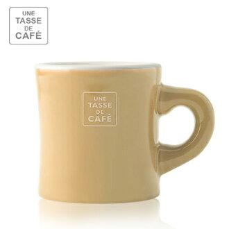 【 Meister Hand 】UN CAFÉ馬克杯 150ml / 粉膚色 Ivory