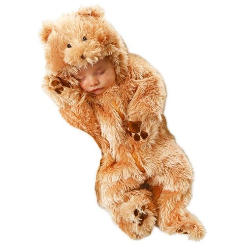 Snuggle Bear Baby Costume - Baby Costumes 0