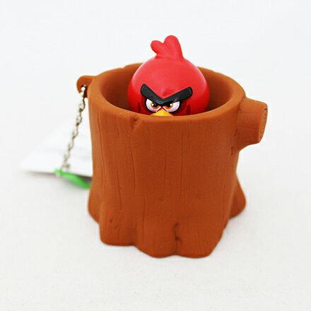 [敵富朗超市]憤怒鳥捏捏樂公仔吊飾系列 3