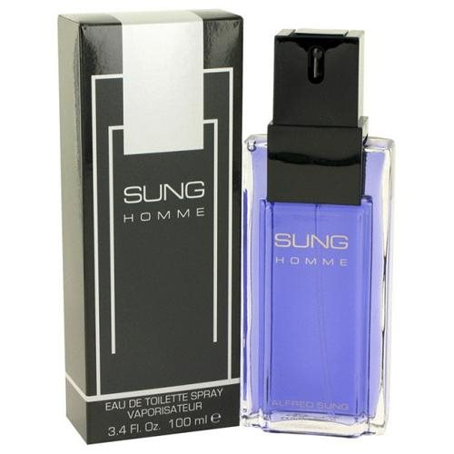Alfred SUNG by Alfred Sung Eau De Toilette Spray 3.3 oz for Male