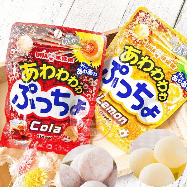 日本UHA味覺糖噗啾碳酸糖果 單包 [JP690]▶全館滿499免運