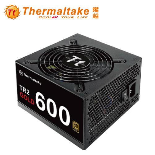 曜越 TR2-600W 金牌電源供應器