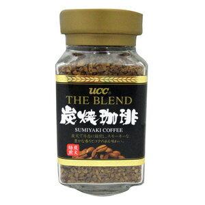 UCC 炭燒即溶咖啡(玻璃罐) 90g