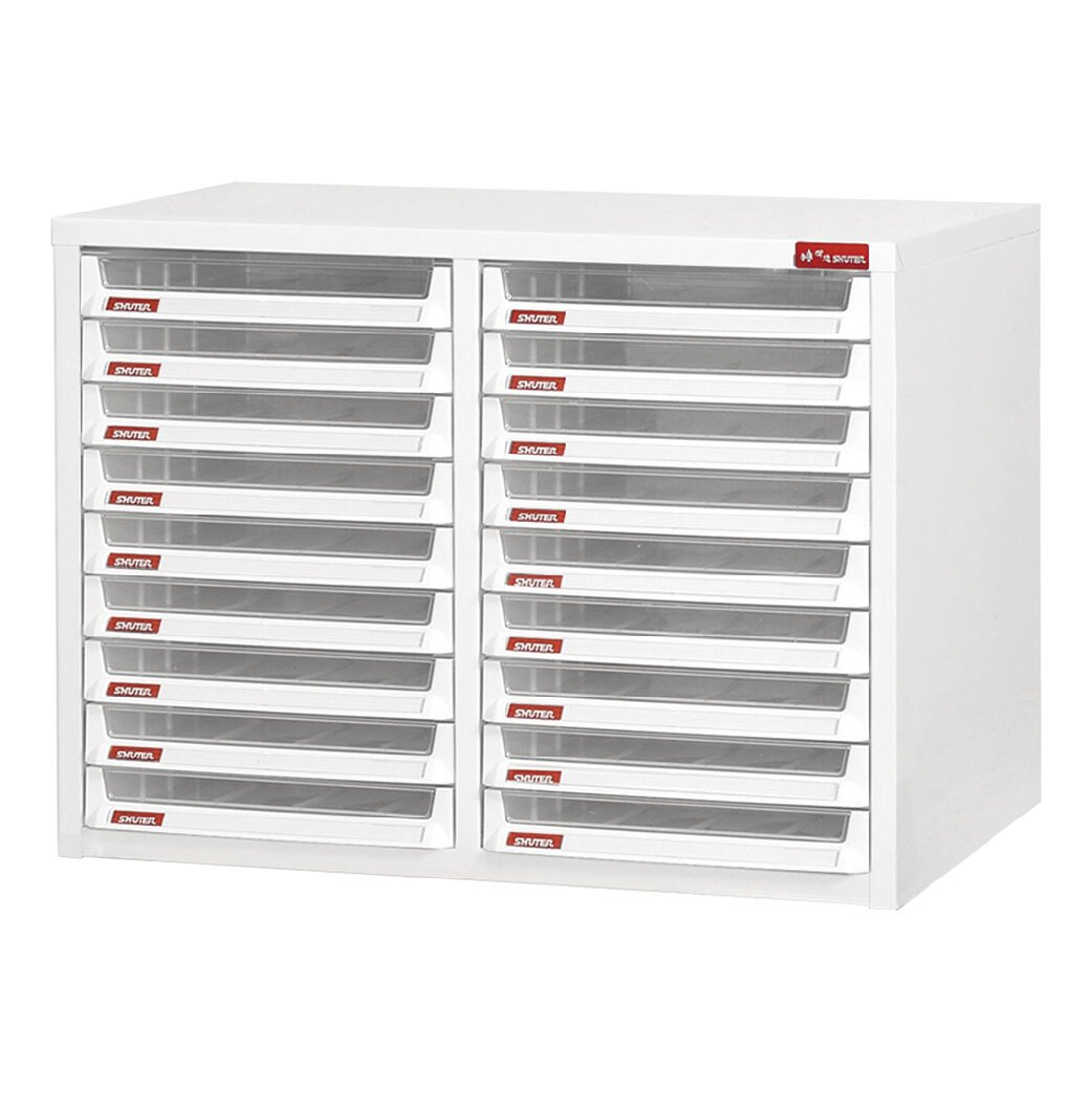 A4X-218P桌上型樹德櫃 檔案整理 文件櫃 收納 社團用文書櫃 分類 資料櫃