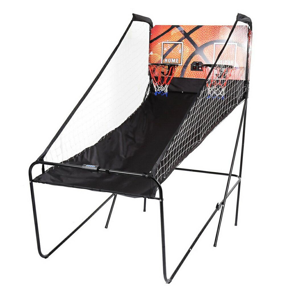 Basketball Double Shot Arcade System Foldable 1